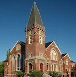 Wolfville Baptist Church