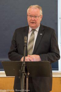 Mayor Jeff Cantwell