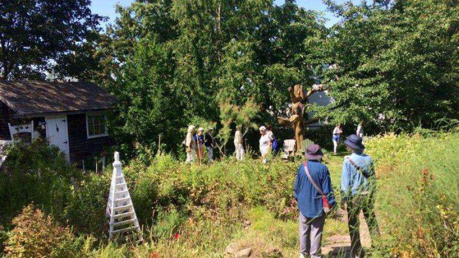 Quiet Garden Retreat, Sept 21