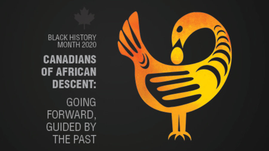 Black History Moth poster