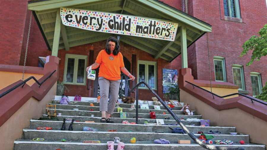 215 Shoes at United Church